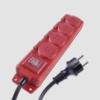 Prodlužovací kabel 4Z 3M 1,5mm IP44 GUM
