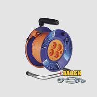 Prodlužovací kabel na bubnu 230V/50m + ZDARMA spojka P0111