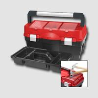 Box plastový s organizérem Formula S Alu 600 547x271x278mm