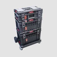 Set boxů PROFI Qbrick PROFI s podvozkem 746x500x1030mm
