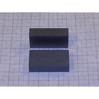 Magnet feritový  25x15x5mm
