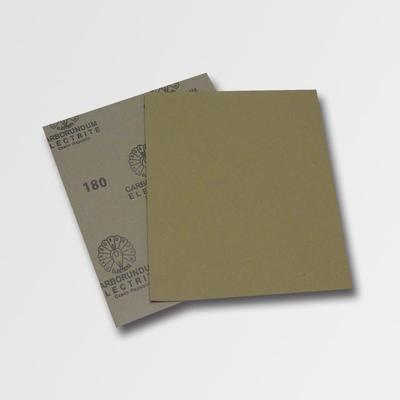 Smirkový papír v archu 230x280mm P180