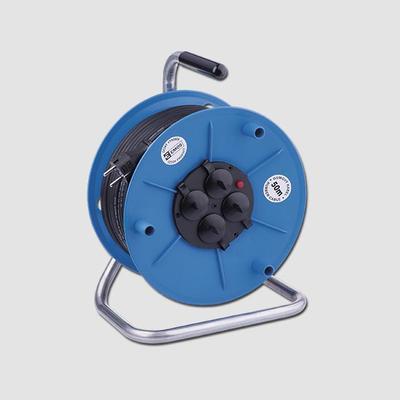 Prodlužovací kabel gumový na bubnu 230V/25m