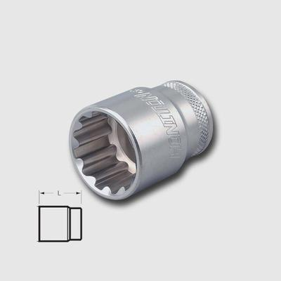"Hlavice 1/4"" 3,2mm Honidriver"