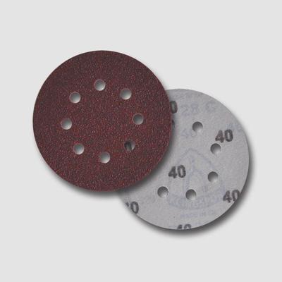 Výseky papír  BOSCH 115mm, zr.80 - sz KLINGSPOR (72 1109)