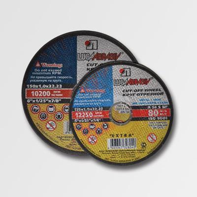 Kotouč řezný na ocel a nerez 125x0,8x22,2