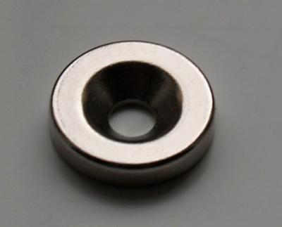 Magnet neodymový  KR 14x 8/4 x3mm - 1
