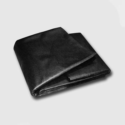 Netkaná textílie1,6x10m černá  50g/sqm