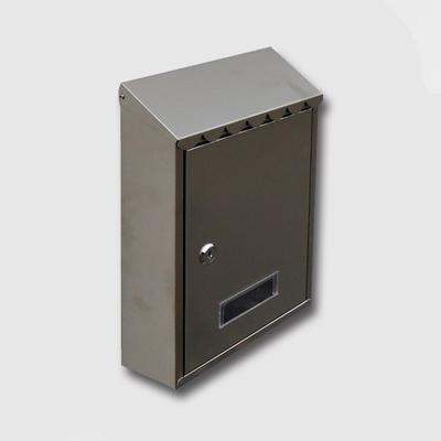 poštovní schránka nerez 220x305x80mm
