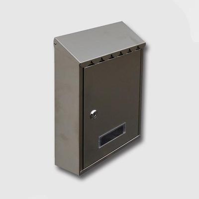 poštovní schránka nerez 330x220mm