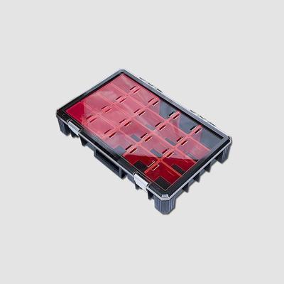 Box plastový s organizérem HD600 390x600x110mm