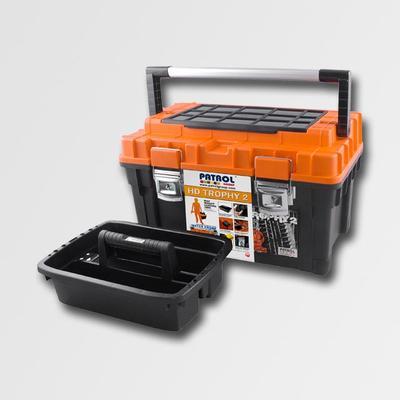 Box plastový TROPHY 595X345X355 mm
