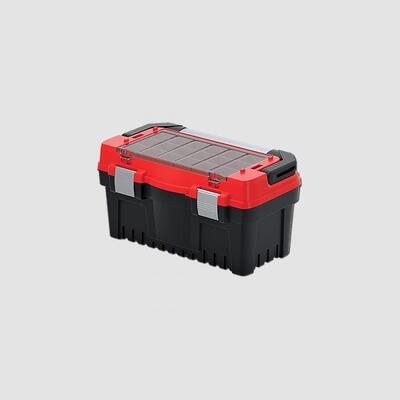Box plastový s organizérem 594x288x308mm EVO krabičky