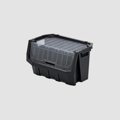 Plastový úložný box uzavíratelný TRUCK MAX PLUS 580x380x342mm