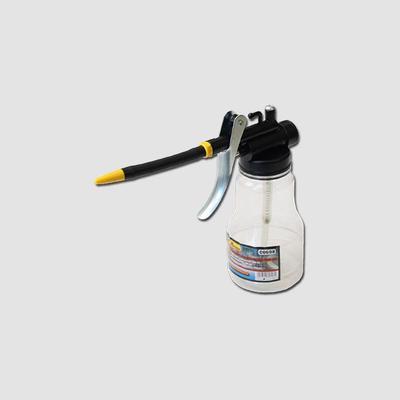 Olejnička plastová transparentní  250ml