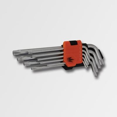 Sada TRX s otvorem T10-T50  9 dílů (P16613)