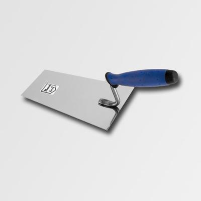 Lžíce zednická nerez 160mm - softgrip