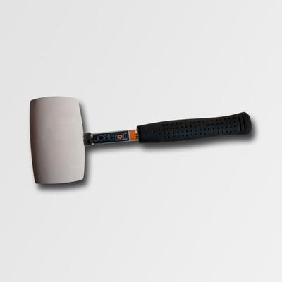 Palička gumová 50mm bílá