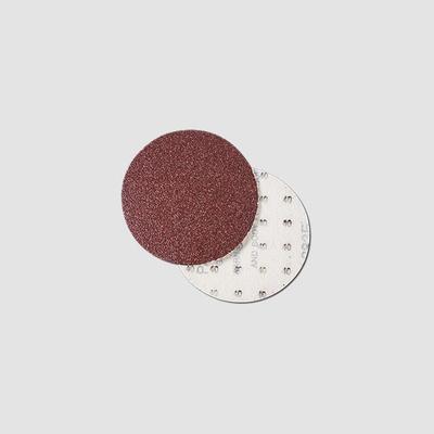 Výsek - suchý zip p125mm,zr. 80 1bal/6ks