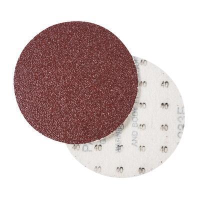 Výsek - suchý zip p150mm,zr. 100 1bal/6ks