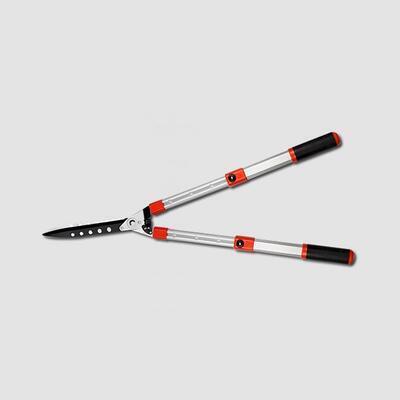 Nůžky na živý plot ,vlnité ostří , teleskopické 640-870mm