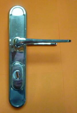 Bezpečnostní kování VEMAK V4 / 72 CR - 1