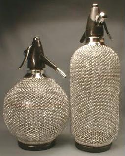 Hlava pro sifonovou lahev KOVOČAS - retro - 2
