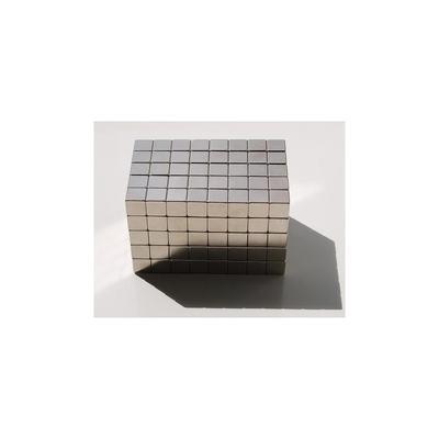 Magnet neodymový KS 10x 10x 10mm - 2