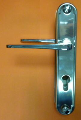 Bezpečnostní kování VEMAK V4 / 72 CR - 2