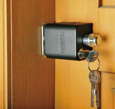 Uzamykatelný mechanismus X SAFETY BOX II - bez vložky - 3