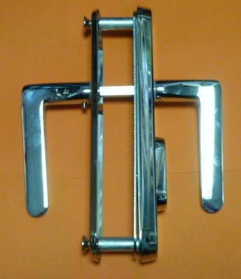 Bezpečnostní kování VEMAK V4 / 72 CR - 3