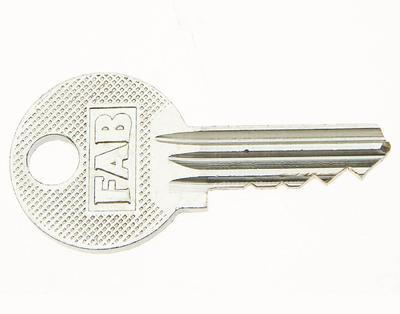 Zámek lankový FAB 7313M / 500 - 4