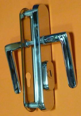 Bezpečnostní kování VEMAK V4 / 72 CR - 4