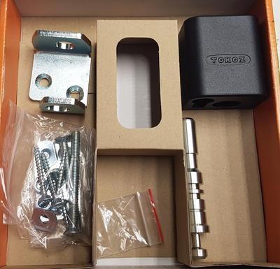 Uzamykatelný mechanismus X SAFETY BOX II - bez vložky - 6