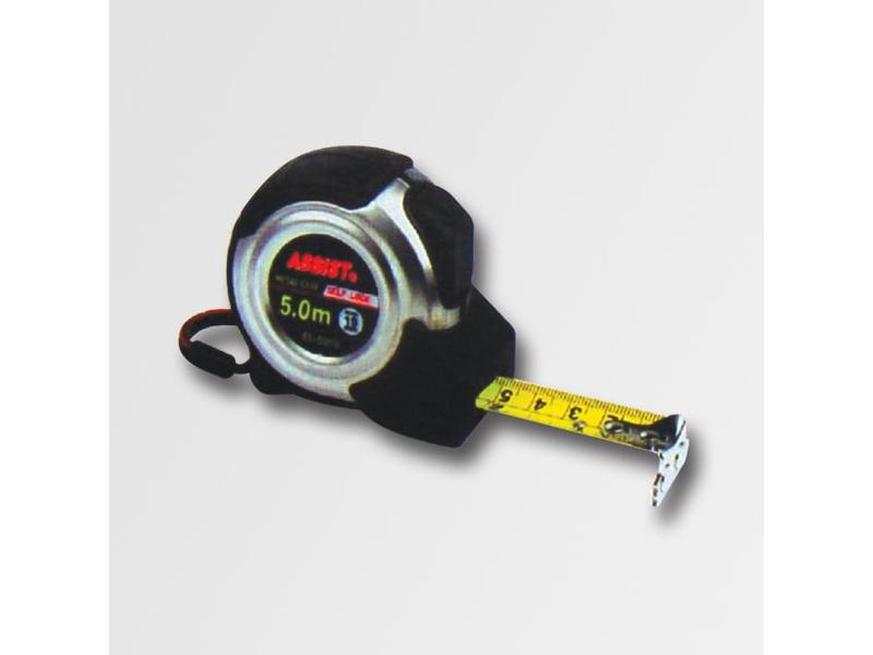 ASSIST Metr svinovací kovový 7,5mx25mm