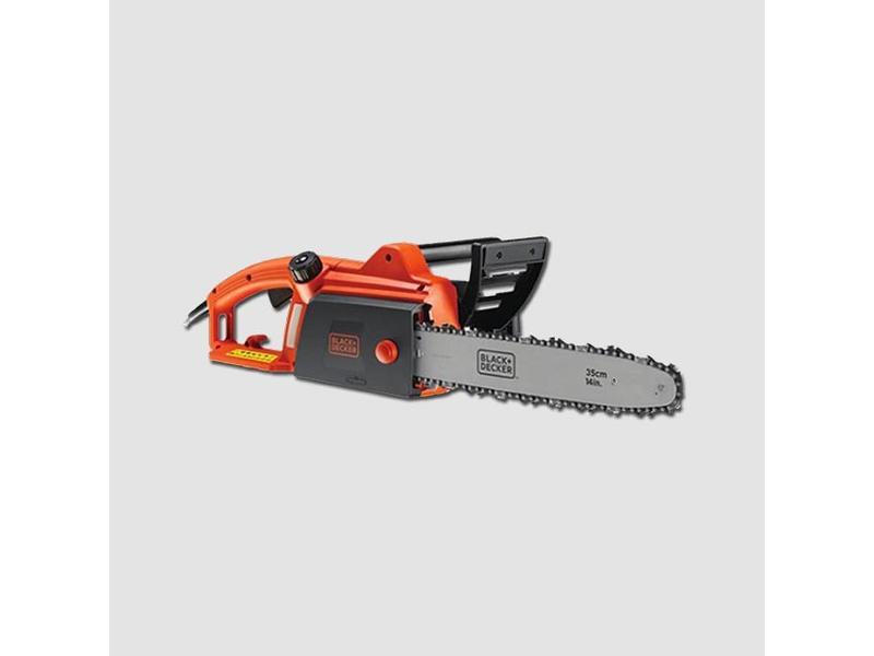 Black & Decker Elektrická pila řetězová 1800W, lišta 35 cm