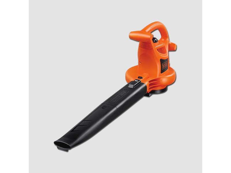 Black & Decker Elektrický zahradní vysavač/fukar/drtič 3v1 2500W