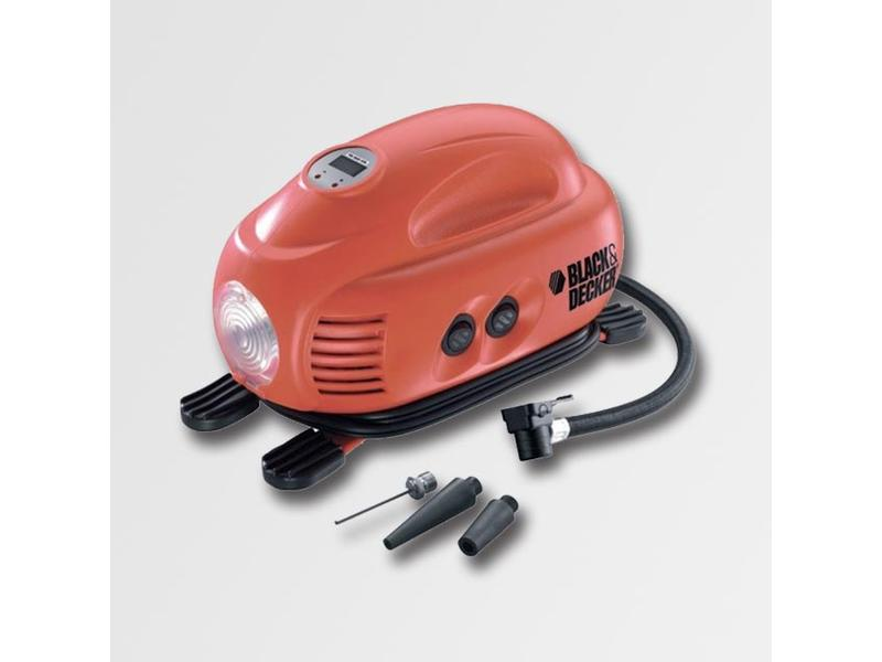 Black & Decker Kompresor 12V