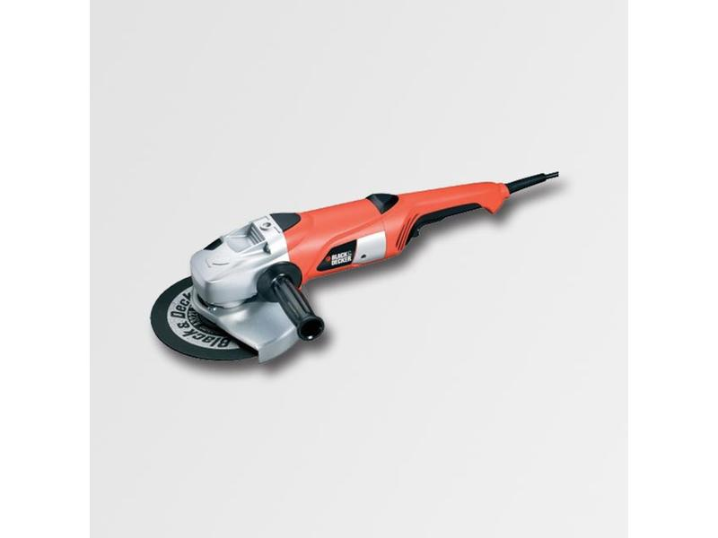 Black & Decker uhlová bruska 230mm