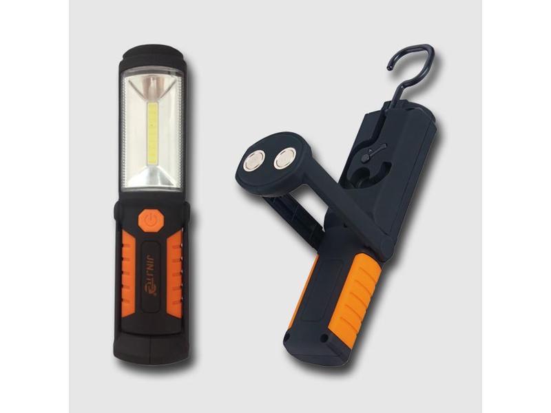CORONA Svítilna pracovní COB-LED 3W + 5 LED