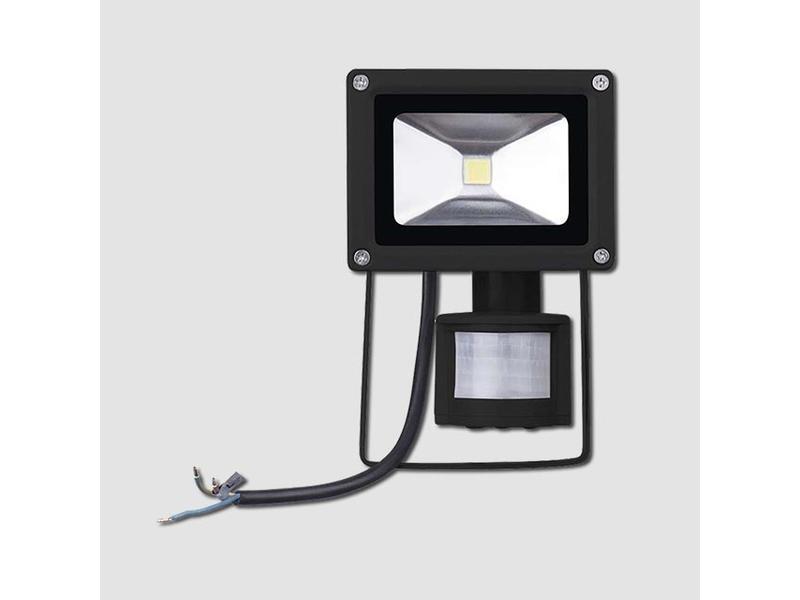 EMOS LED REFLEKTOR 10W PIR HOBBY