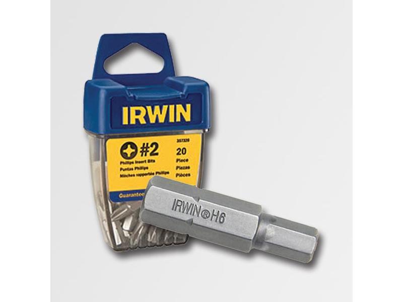 """IRWIN Bit 1/4"""" / 25 mm, imbus SW 8,0"""