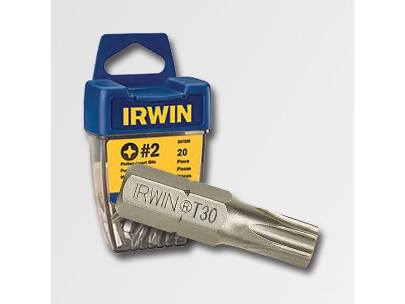 """IRWIN Bit 1/4"""" / 25 mm, Torx Tx30"""