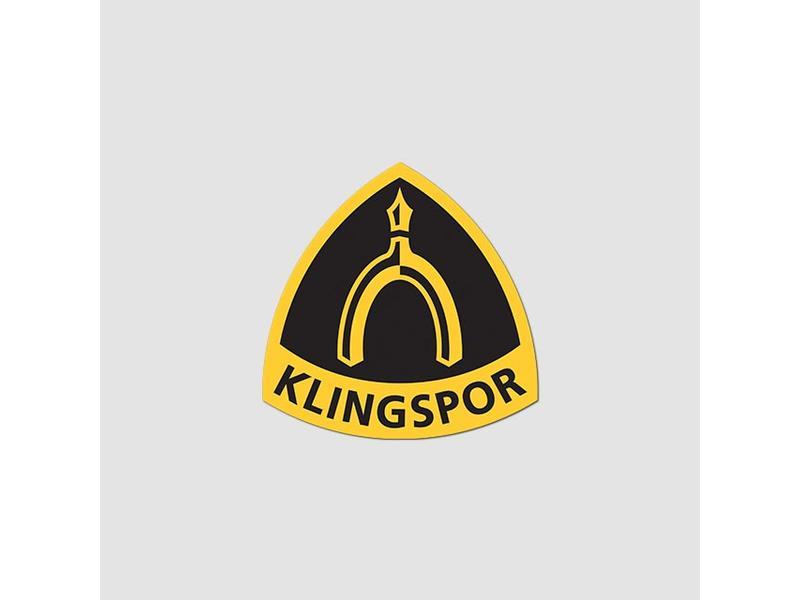 KLINGSPOR brusný lamelový kotouč SMT 325 125x22,23 zr. 80