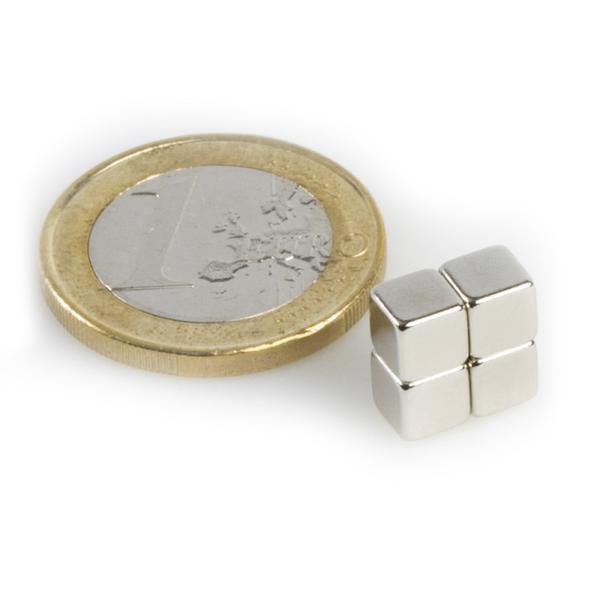 UNIMAGNET Magnet neodymový KS 5x 5x 5mm