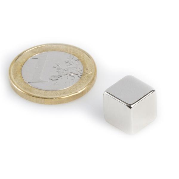 UNIMAGNET Magnet neodymový KS 10x 10x 10mm
