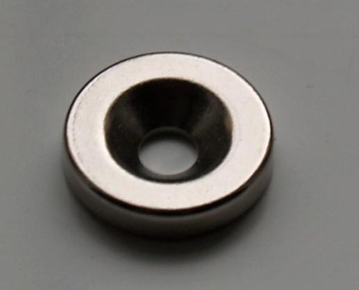 UNIMAGNET Magnet neodymový KR 14x 8/4 x3mm