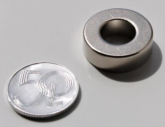 UNIMAGNET Magnet neodymový KR 19x 9x 6mm