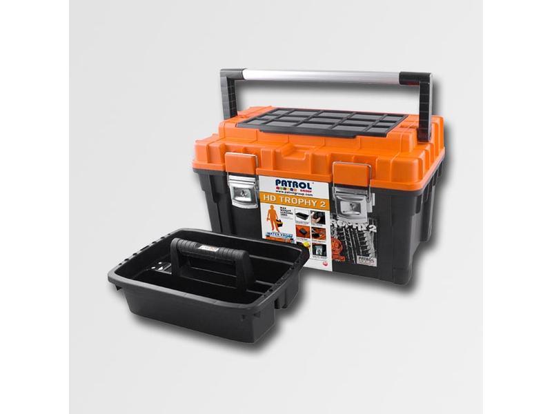 Ostatní Box plastový TROPHY 595X345X355 mm