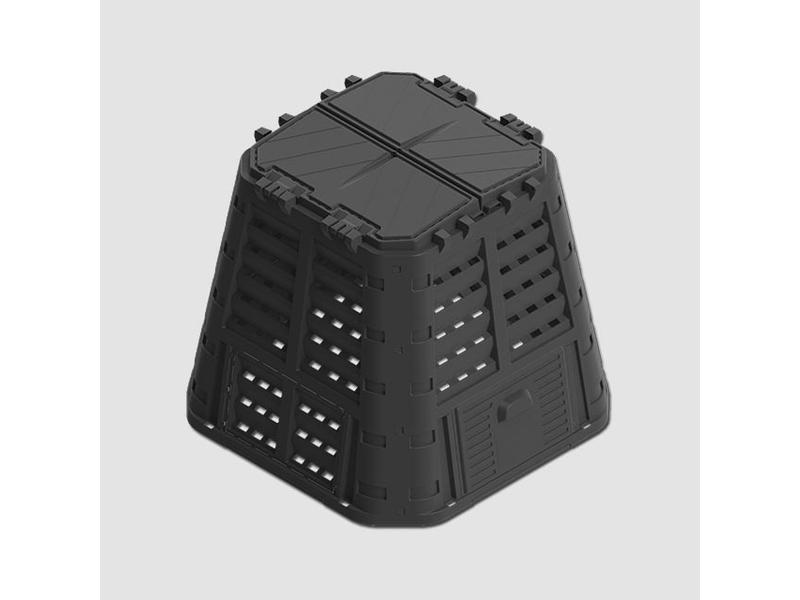 Ostatní Kompostér černý MULTI 420L